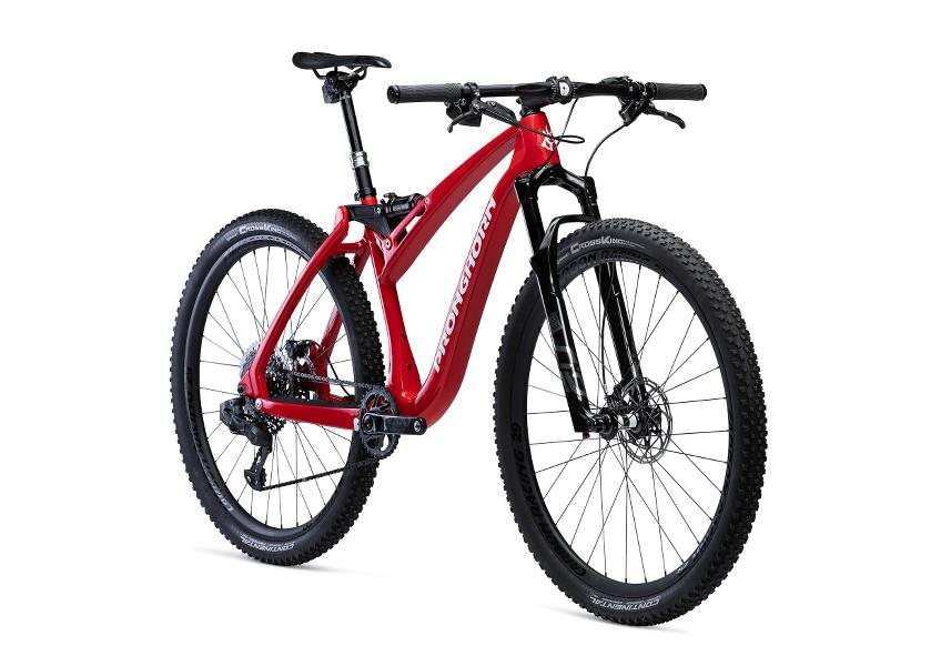Pronghorn Fully 29 Carbon mountainbike Red Rocosport