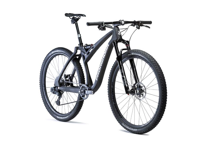 Pronghorn Fully 29 Carbon mountainbike black Rocosport