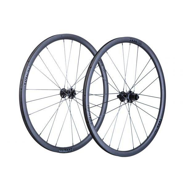 Winispace HYPER DISC wheelset front rear full carbon Rocosport